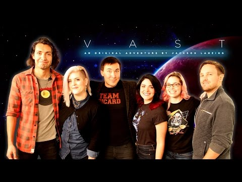 New RPG Show on Alpha: VAST - Full Pilot Sneak Peek!