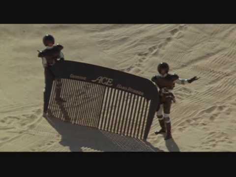 Spaceballs: Comb the desert