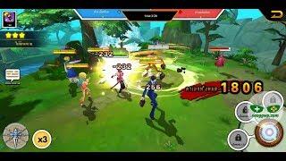 Hunter Crew (Thai) (Android APK) - MMORPG Gameplay, ตอนที่ 1-3