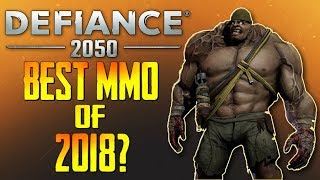 """Defiance 2050 (PS4) - """"The Best MMO of 2018!""""...10/10! (Closed Beta Review)"""