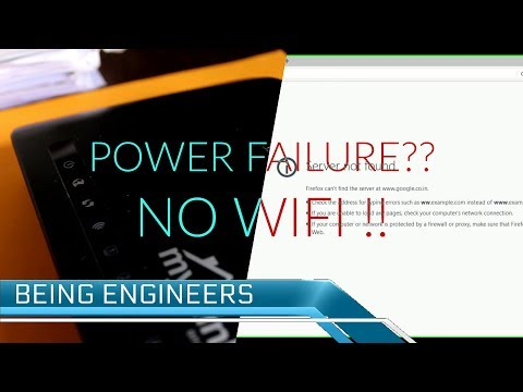 POWER LOSS?? No WiFi?? THIS LIFE HACK you CANNOT MISS!