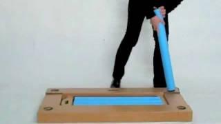 Move-it Cardboard Table