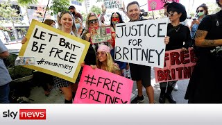 'I want my life back': Britney Spears speaks about conservatorship at LA court