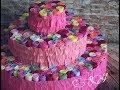 Поделки - Торт пиньята своими руками. КРУТОЙ ПОДАРОК ребенку на день Рождения!!!