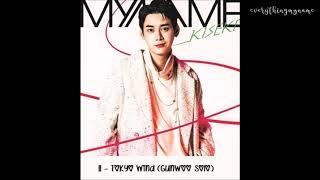 GUN WOO(MYNAME) - Tokyo Wind