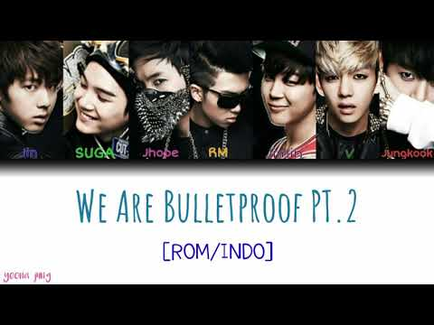 [SUB INDO] BTS (방탄소년단) - We Are Bulletproof PT.2 (Color Code_ROM_INDO)