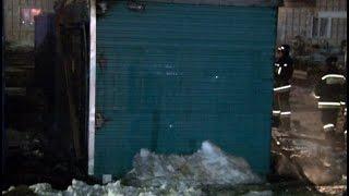Двое неизвестных погибли на пожаре в Южном округе.MestoproTV
