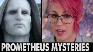 Prometheus Mysteries Analysis  - Space Jesus - & Conspiracy stuff