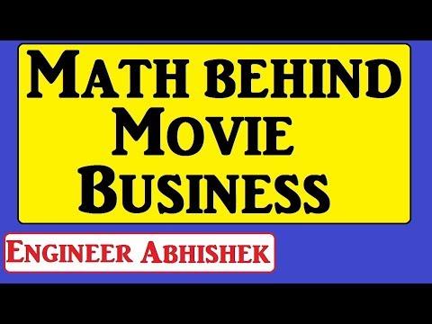 Math Behind Movie Business EA0058
