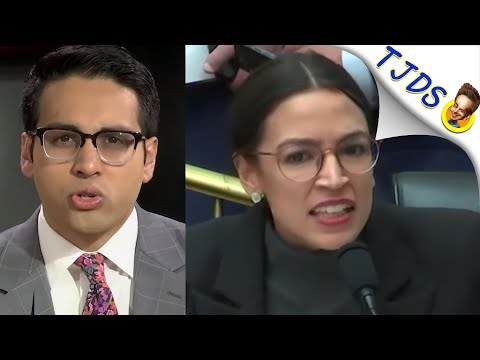 AOC's Subservience To Pelosi & Party Exposed