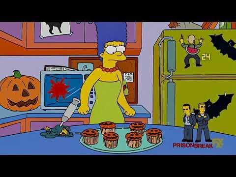 The Simpsons S19E05 – Treehouse Of Terror XVIII Clip1