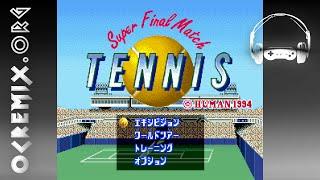 OC ReMix #3089: Super Final Match Tennis
