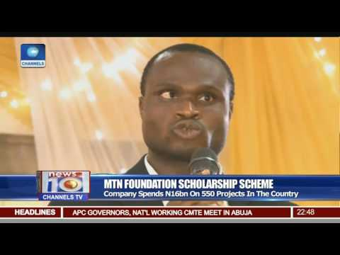 MTN Foundation Scholarship Scheme: Company Plans To End Youth Unemployment In Nigeria