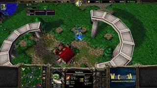 Lyn(ORC) vs ShaDai(UD) - WarCraft 3 Frozen Throne - RN3625