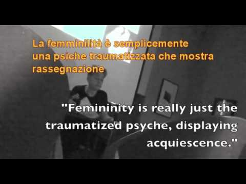 Abolire l'uomo - Lierre Keith Speaks on Patriarchy and Gender