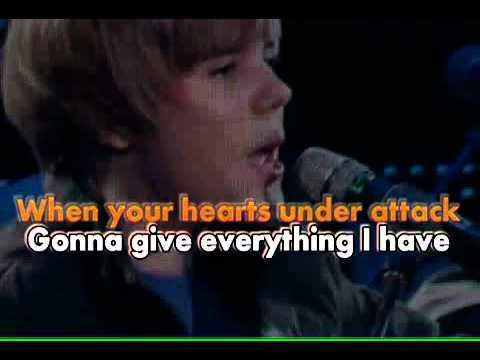 Never Say Never   in the style of Justin Bieber Ft  Jaden Smith   Instrumental www keepvid com