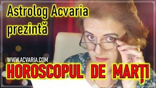 ⭐Astrolog ACVARIA - HOROSCOPUL DE MARTI 17.11.2020 ⭐ In timeline: zodia natala & ascendenta