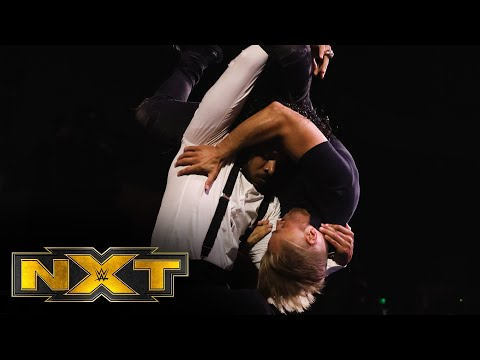 Santos Escobar savagely assaults Drake Maverick: WWE NXT, June 17, 2020