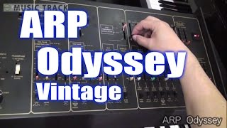 ARP Odyssey Demo&Review [English Captions]