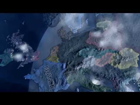 Hearts of Iron IV Trailer [720p HD]