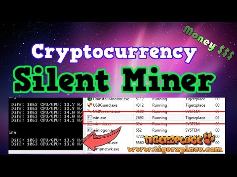 How To Make Any Cryptocurrency Silent Miner | Minergate Miners 2020