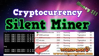 how to make any Cryptocurrency Silent Miner  Minergate Miners 2020