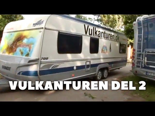 Vulkanturen Del 2 - København, Levico søen, Venedig, San Marino,  Pompeii, Sicilien og Etna