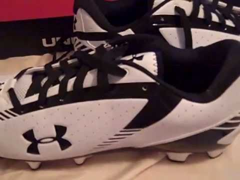 3994c4aafb84 Under Armour Nitro Low MC Cleats Review - YouTube