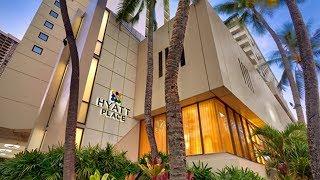 Hyatt Place Waikiki Beach Hawaii US 2018