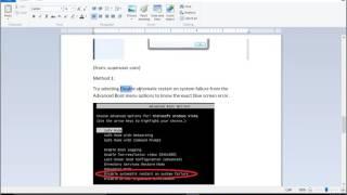 Fix error code 0x800700b7/0x80070057 while restoring/ backing up Windows