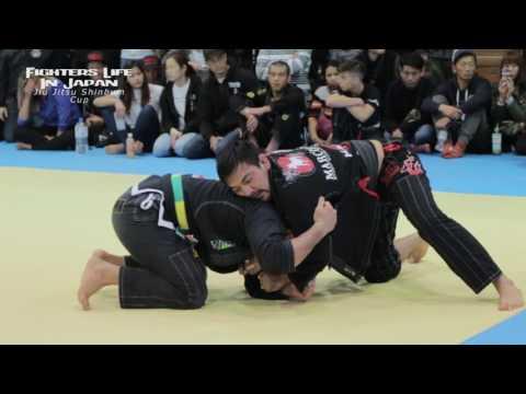 FL - Jiu Jitsu Shinbun Cup - Marcos Souza vs Leandro Kussano