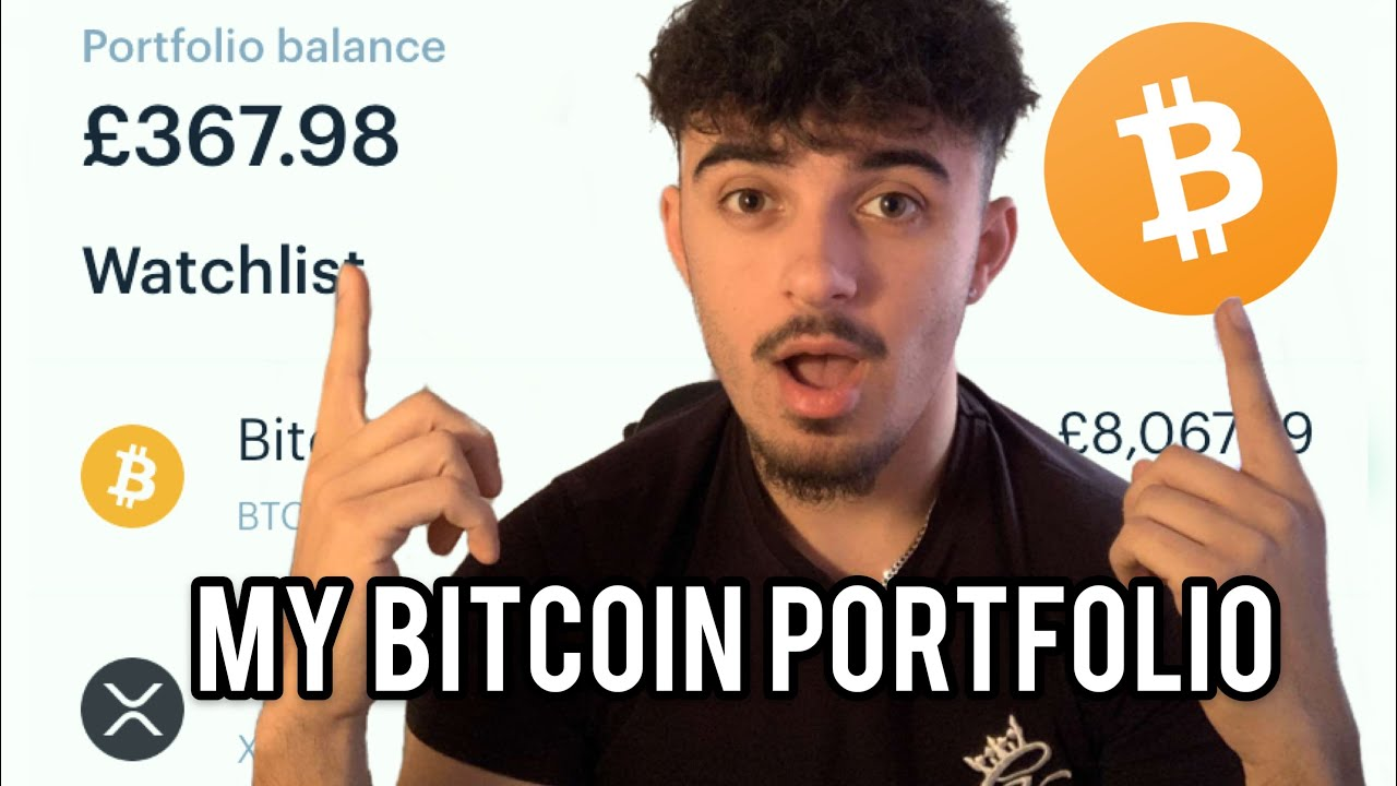 My CryptoCurrency Portfolio (Bitcoin, XRP/Ripple) 10
