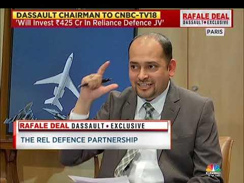 Rafale Deal: Dassault Exclusive