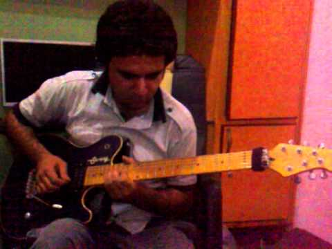 guitar solo By Ali jaffery