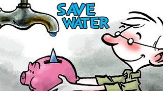 Save Water | Short Stories For Kids | Animated Videos | Kidz