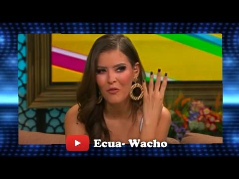 Vanessa experta en Agarra Ramos..y cuantos matrimonios tiene Ingrid???😁