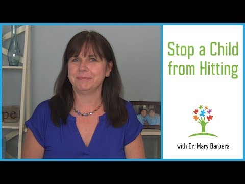 How to Stop a Child with Autism from Hitting | Autism ABA Strategies