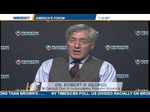 America's Forum |  Dr. Robert P. George and Pete Hoekstra: