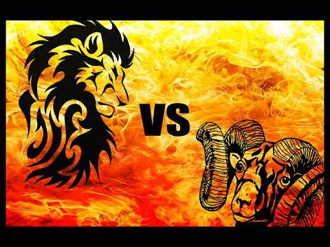 Leo vs Aries