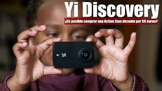 Yi Discovery Action Camera ¿Es posible comprar una cámara de acción por decente por 50 euros?