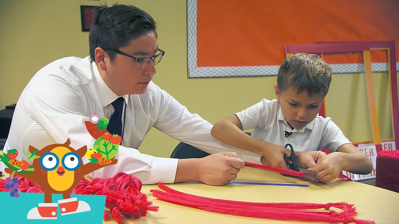 I Can Help: Kids Help at Harvesters
