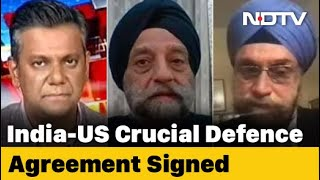 Left, Right & Centre | India-US Defence Deal: Advantage India Against China?
