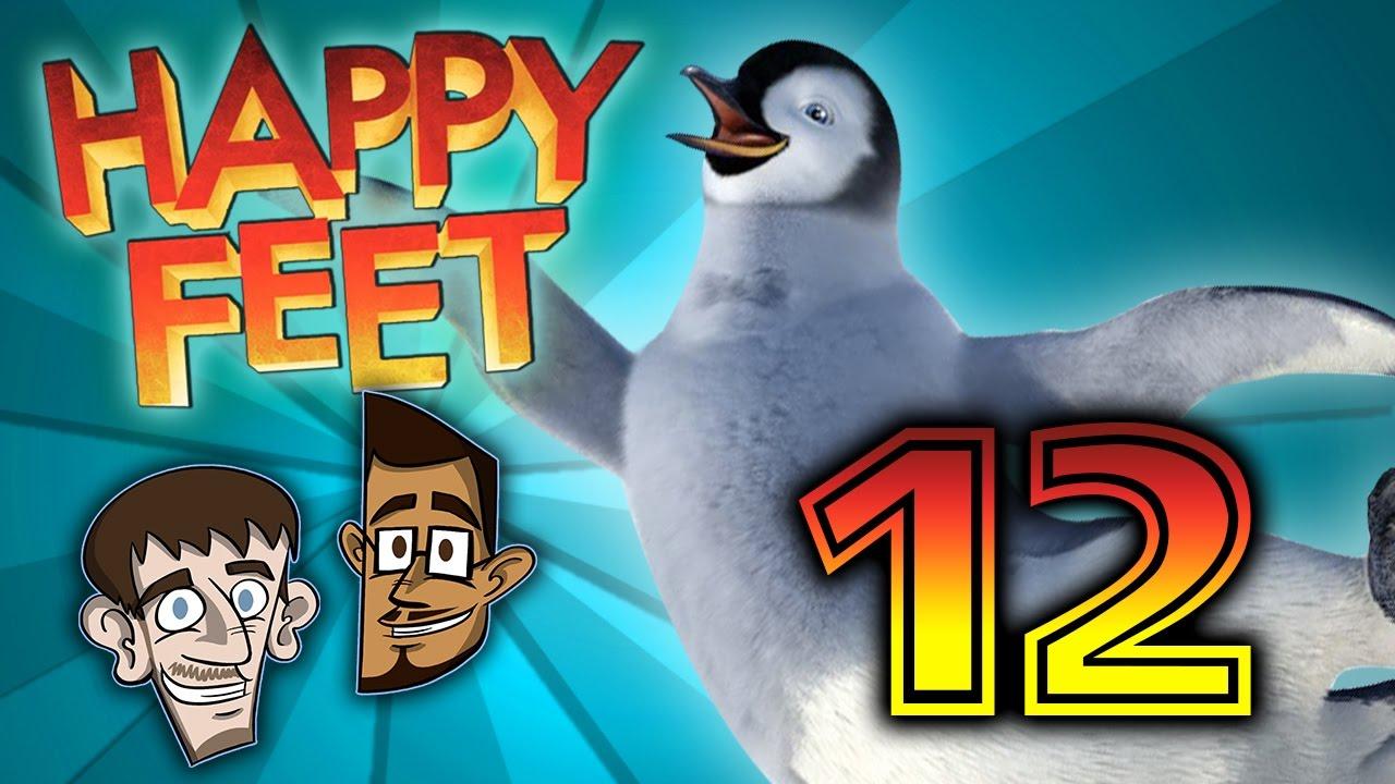Mumble at the Zoo - YouTube |Happy Feet Zoo Aquarium