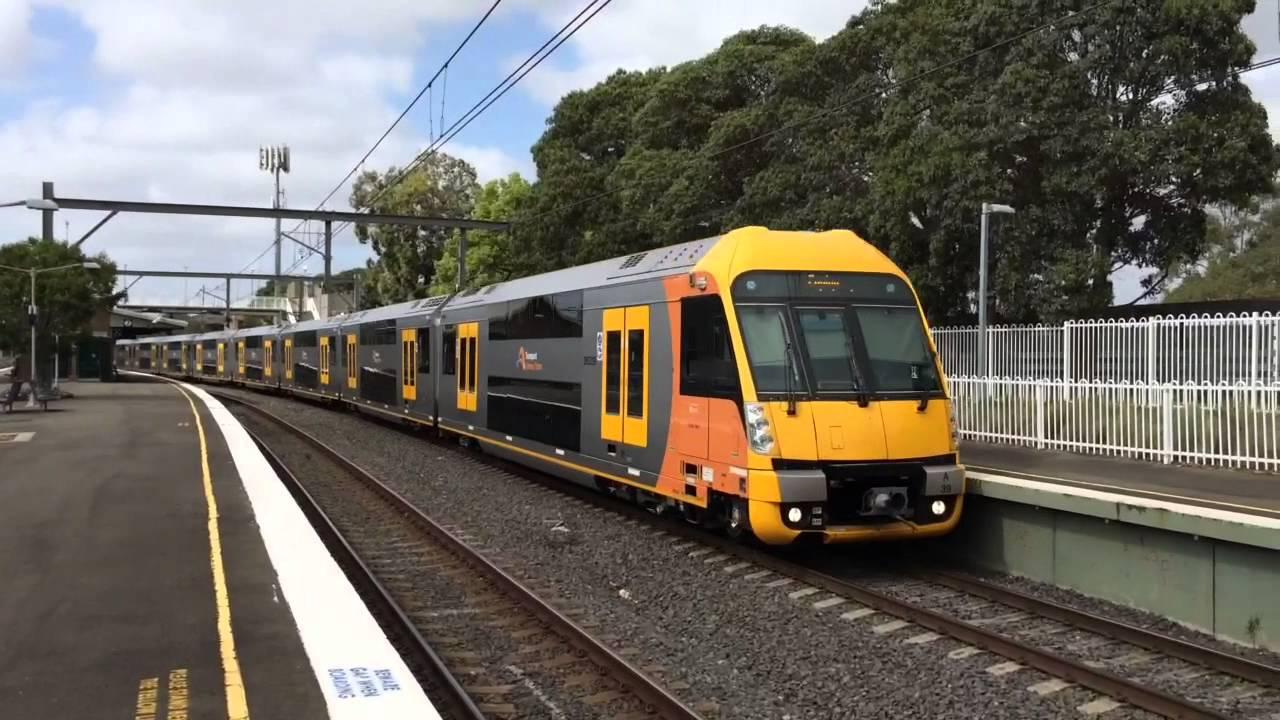 sydney trains vlog 5960x - photo#30