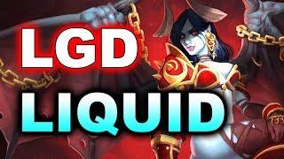 LIQUID vs LGD - GAME OF THE DAY 1 - SLi Invitational 4 Minor DOTA 2