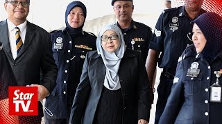 No-show in court: Ex-spy chief slapped with arrest warrant