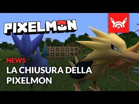 Download Youtube: Pixelmon CANCELLATA da The Pokémon Company!