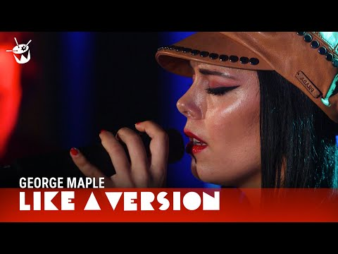 George Maple covers Rihanna 'We Found Love' for Like A Version