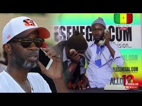 Bouba Ndour dans Allo 12 avec Pa Nice et Wadioubakh - Tele Senegal