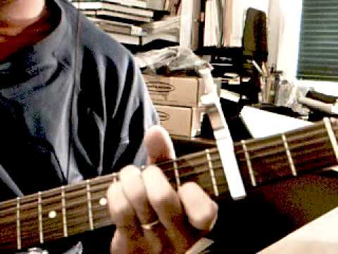 Sometime Around Midnight  How to Play Guitar Chords